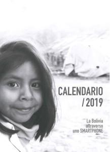 Calendario 2019 missione Bolivia