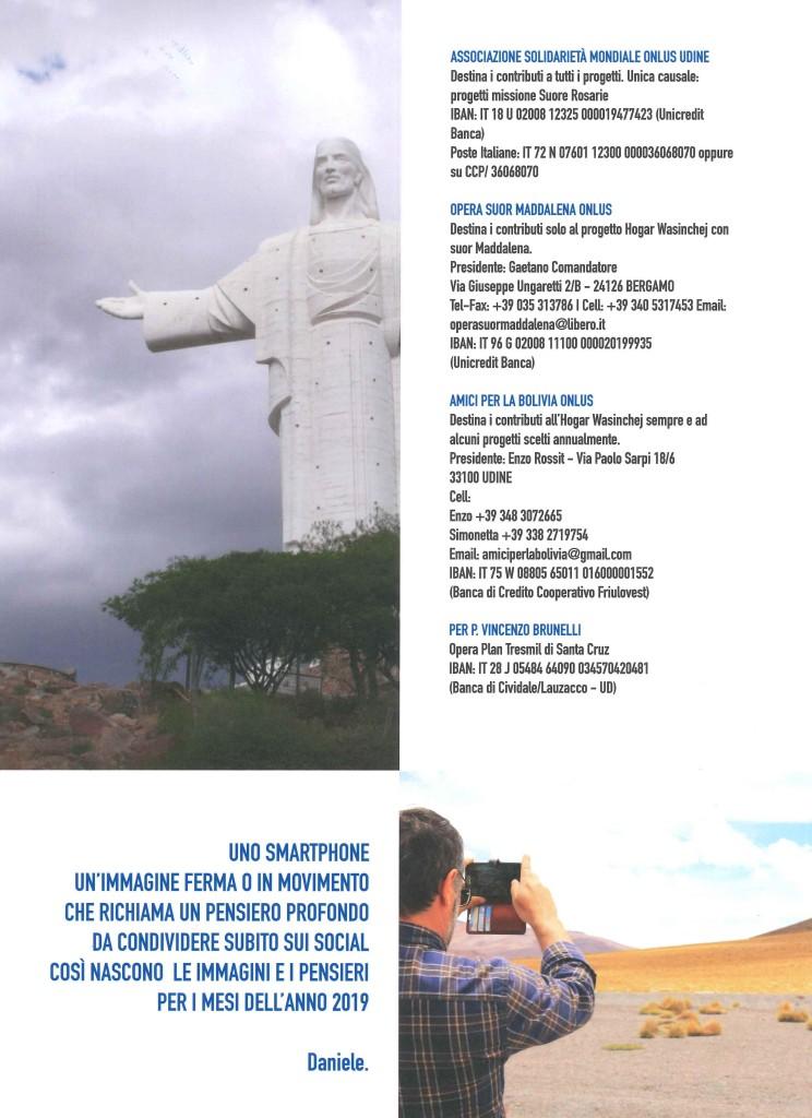 Offerte Associazioni Bolivia